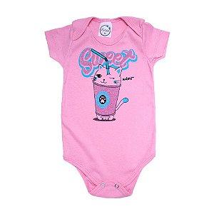 Body Bebê Sweet Lolita Rosa
