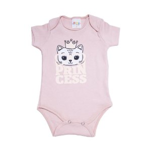 Body Bebê Princess  Roby Kids Rose