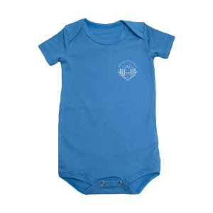 Body Bebê Explore Baby Gut Azul