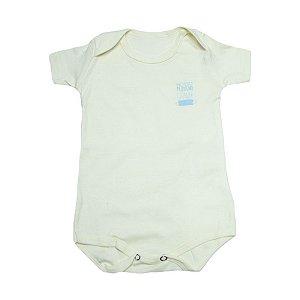 Body Bebê Grande Amor Baby Gut Pérola