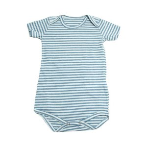 Body Bebê Listras Baby Gut Mescla