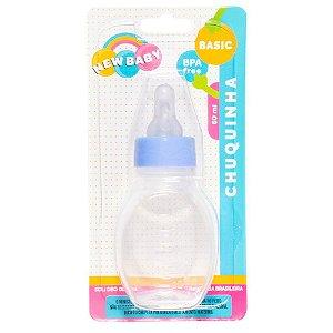 Mamadeira Chuquinha Bebê Azul