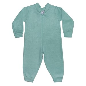 Macacão Bebê Soft Verde