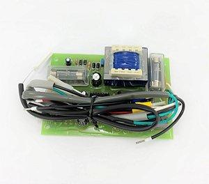 Placa Everest circuito eletrônico EGC 43191