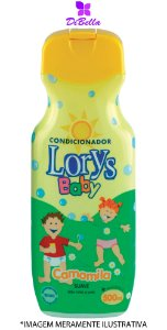 Condicionador Lorys Baby Camomila 500 ml