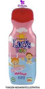 Condicionador Infantil Lorys Baby Melissa 500ml