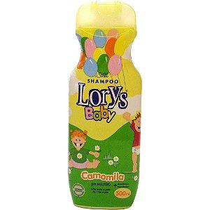 Shampoo Lorys Baby Camomila 500ml