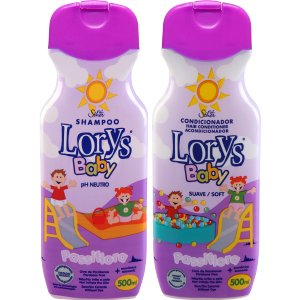 Kit Lorys Baby Passiflora Sh+Cd