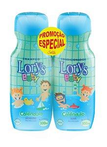 Kit Lorys Baby Calendula Sh+Cd+Promo