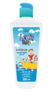 Colônia Lorys Baby Blue 250ml
