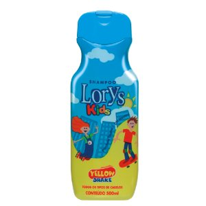 Shampoo Lorys Kids Yellow Shake 500ml