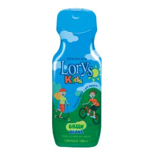 Shampoo Lorys Kids Green Shake 500ml
