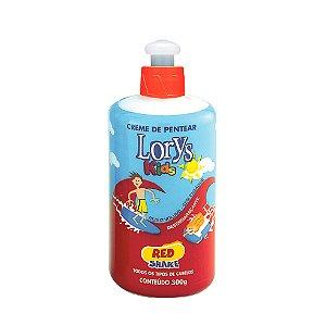 Creme Para Pentear Lorys Kids Red Shake 300G
