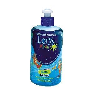 Creme Para Pentear Lorys Kids Blue Shake 300G