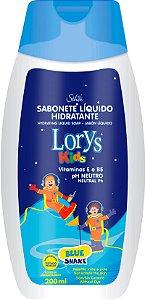 Sabonete Líquido Lorys Kids Blue Shake 200 ml