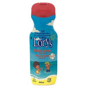 Condicionador Lorys Teen Cabelos Crespos 500ml