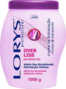 Creme De Hidratação Lorys Professional Over Liss 1kg