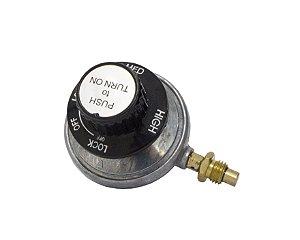 Registro Regulador de Gás -  Churrasqueira Thor Kitchen HG2002U