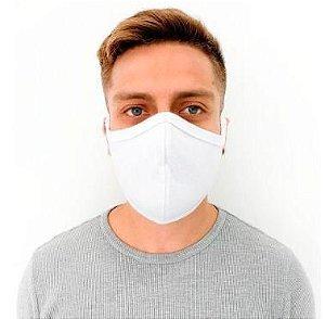 Mascara de Proteção 100% Poliéster Kit Com 5