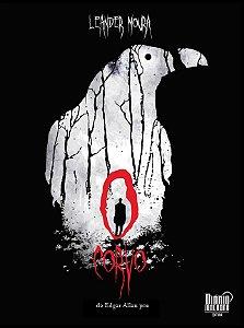 O corvo (Edgar Allan Poe/Leander Moura)