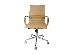 1 Cadeira Secretária Secretária Charles Eames Esteirinha