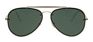 Óculos de Sol Ray-Ban Óculos Ray-Ban RB3584-N Blaze Aviador 61 f7b76fe2df