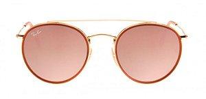 Óculos Ray-Ban RB3647-N 51 - Dourado e Rosa - 001 7O 991e2af96b