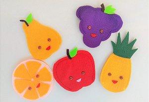 Dedoches - grupo de frutas