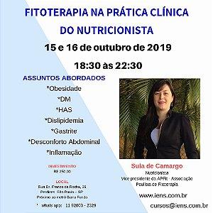 Fitoterapia na Prática Clínica do Nutricionista
