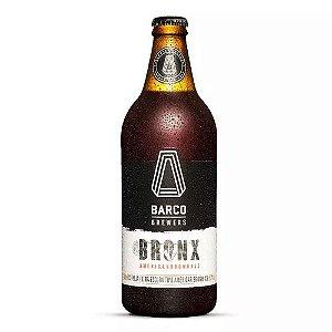 CERVEJA BRONX BARCO DESCARTAVEL - 600ML