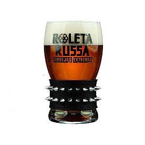 Copo Roleta Russa com pulseira.