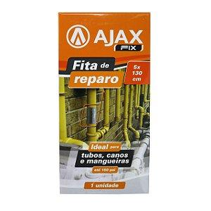 Fita De Reparo Ajax 5cm X 130cm Uso Hidraulico (a20005)