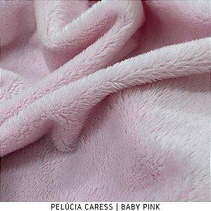 Pelúcia Caress | Pelo 5mm Baby Pink  50cm x 1,50m