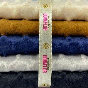 Kit Bubble Soft Multicores 30cm x 70cm largura