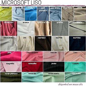 Microsoft tecido Hipoalérgico  1,20 x 1.60m
