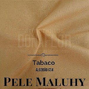 Tricoline 100%Algodão Tabaco 50cmx1,50m Maluhy