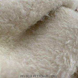 Pelúcia Pettenati CRU 100% Poliéster em Microfibra