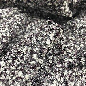 Lã tricô tecido quente para Roupas em Geral