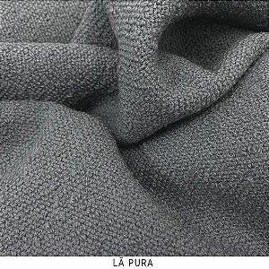 Lã Cinza tecido quente para Roupas em Geral