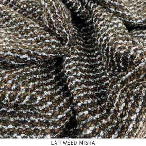 Tecido Lã Tweed Mista