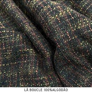Lã Xadrez Marrom tecido quente para Roupas em Geral