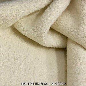 Melton Unifloc Algodão tecido Macio, Absorvente e não Desfia