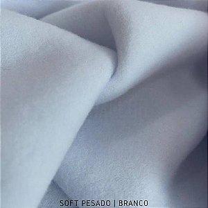 Soft Pesado Branco Tecido Hipoalérgico