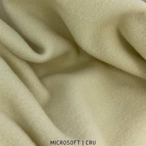 Microsoft Cru tecido Macio e Hipoalérgico