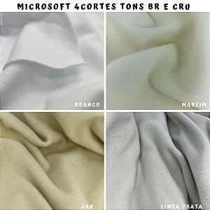 Microsoft tecido Hipoalérgico 4cortes tons Claros, Artesanato