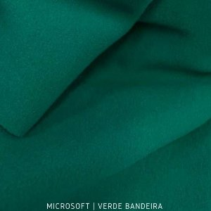 Microsoft Verde Bandeira tecido Macio, Hipoalérgico e Absorvente