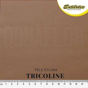 Tricoline Estilotex Pele Escuro tecido 100% Algodão 60fios