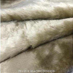 Pelúcia Agatha Deserto 50x1,50m