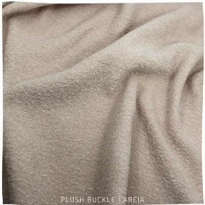 Buckle Plush Areia 50x1,50M
