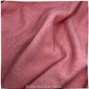 Buckle Plush Rosa 50x1,50M